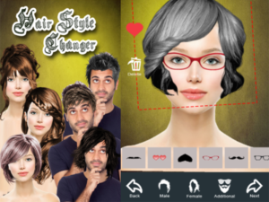 hairstyle changer application