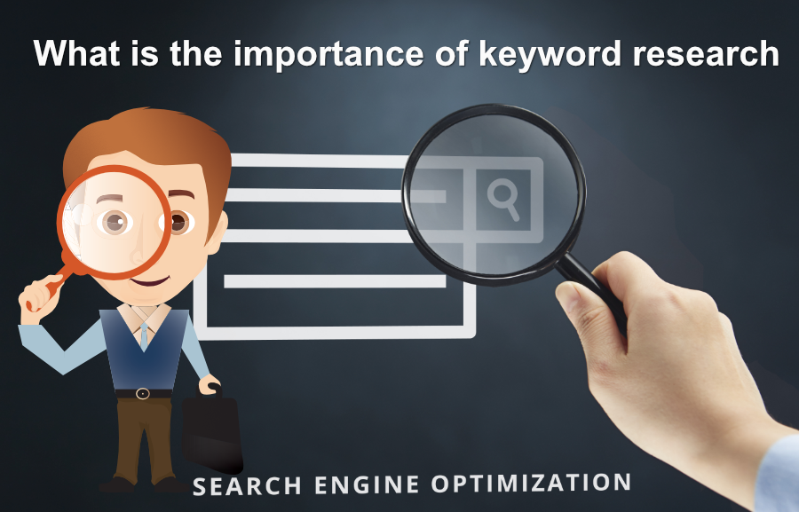What is the importance of keyword research